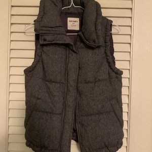 Old navy thick vest